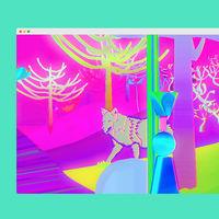 Abstenerse personas con epilepsia: esta web es un viaje tridimensional, psicodélico y musical
