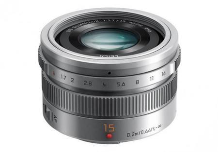 El esperado objetivo Leica DG 15 mm f/1.7 llegará finalmente en junio