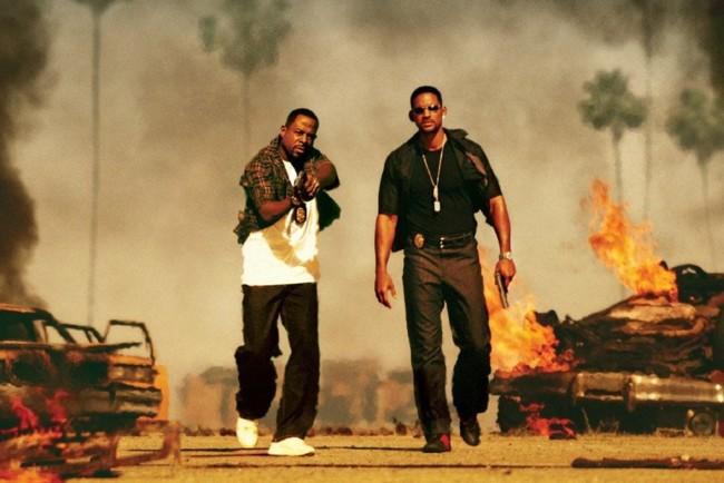 Martin Lawrence y Will Smith, los Bad Boys