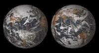 La NASA publica una imagen de 3,2 Gigapixels del planeta Tierra a base de 'selfies'