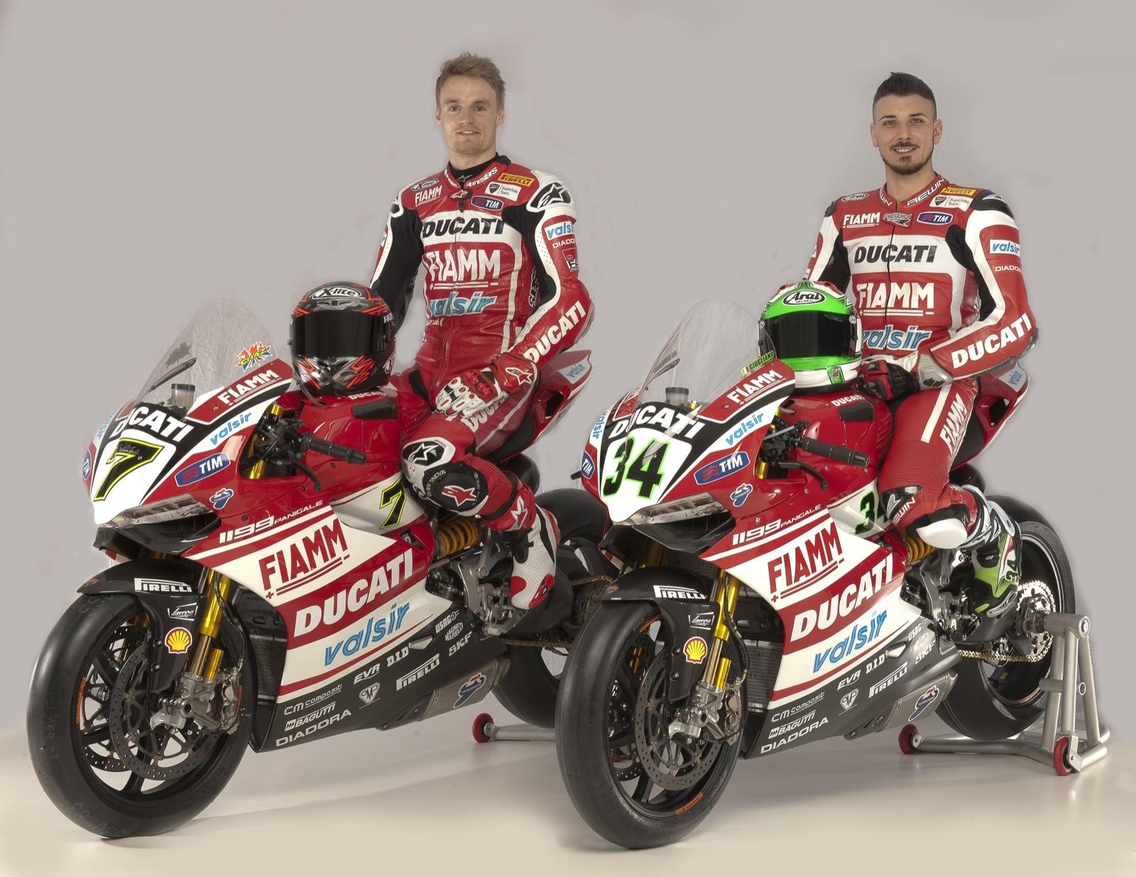 Foto de Galería Ducati SBK (1/26)