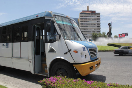Construyen Autobu S Ele Ctrico De Transporte Pu Blico 3