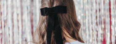 Los lazos de pelo se han convertido en la obsesión de los looks más coquetos