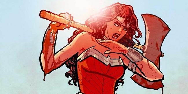 Wonder Woman Chiang