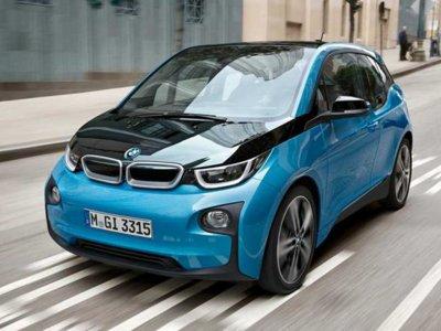 BMW i3, ahora con autonomía de hasta 300 km