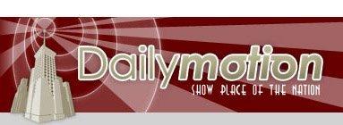 Publica y comparte tus vídeos con dailymotion