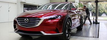 Visitar el Centro de I+D de Mazda es un lujo si te apasiona el diseño de coches