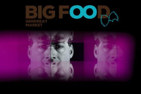 'BIG FooD | Grrrreat market', el gran evento que une gastronomía y diseño