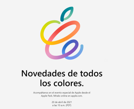 Evento Apple 4 Abril 2021 Nuevos Ipad