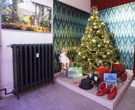 eBay inaugura la exposición La Máquina del Tiempo: 100 años de Navidad