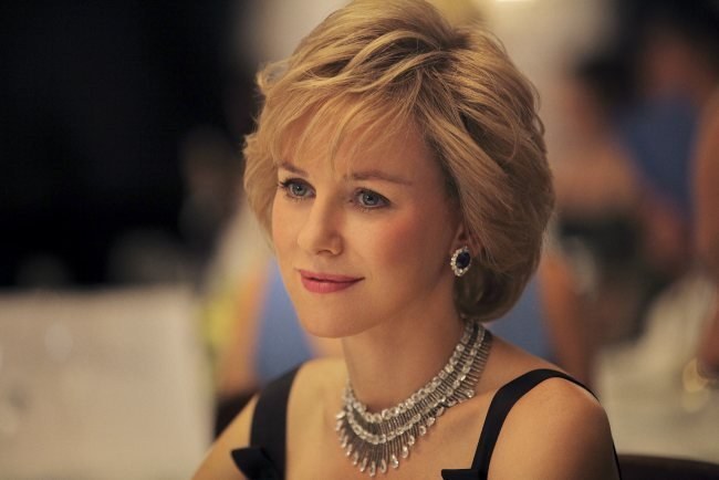 Naomi Watts en Caught in Flight