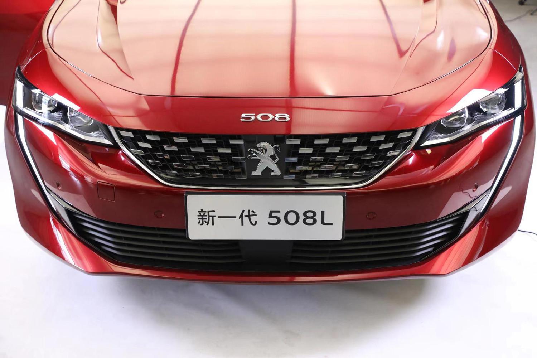 Foto de Peugeot 508 L (5/12)
