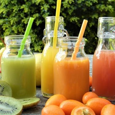 Jugos vs licuados, diferencias y cómo hacer la bebida perfecta
