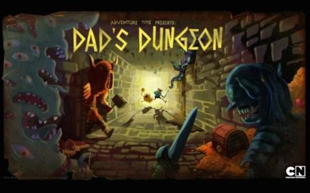 Hora de Aventuras Dungeon