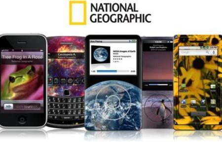 Vinilos de National Geographic para nuestros gadgets, por GelaSkins