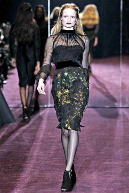 La falda lápiz, la falda que se arrasará este invierno y que ya puedes lucir