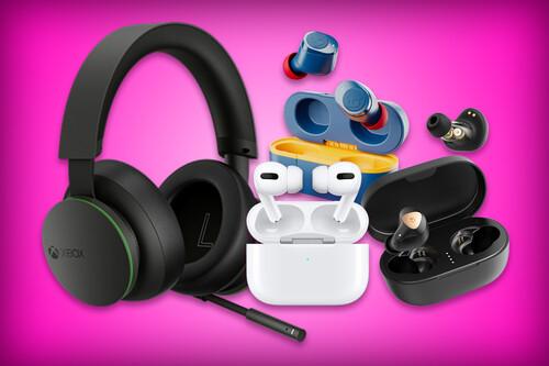 27 audífonos inalámbricos para usar en Nintendo Switch y que puedes comprar en Amazon México hasta por menos de 400 pesos