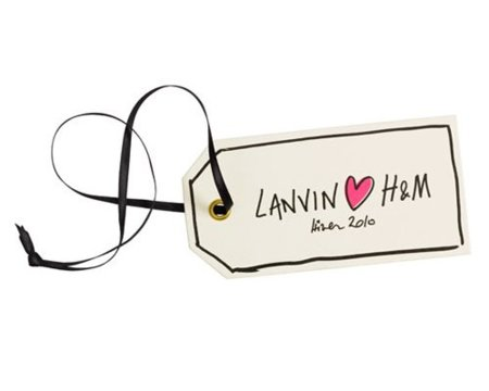 ¡Ya está aquí! Toda la colección de Lanvin by H&M