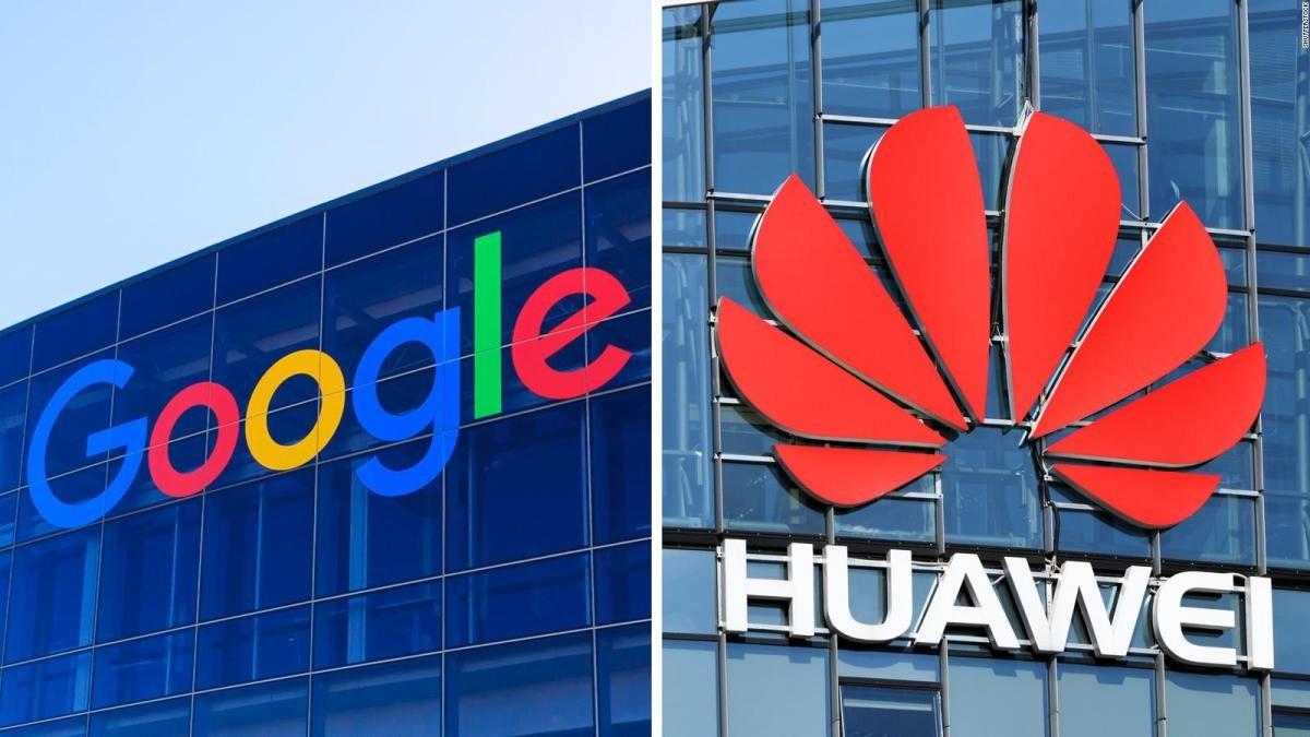 Google afirma que el bloqueo a Huawei llevará a un problema del seguridad y hará que Android esté aún más fragmentado, según FT