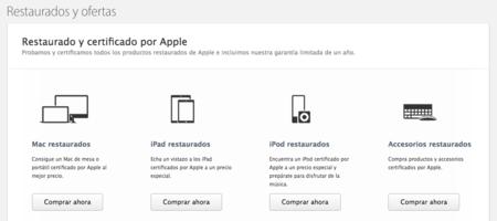 Apple Restaurados