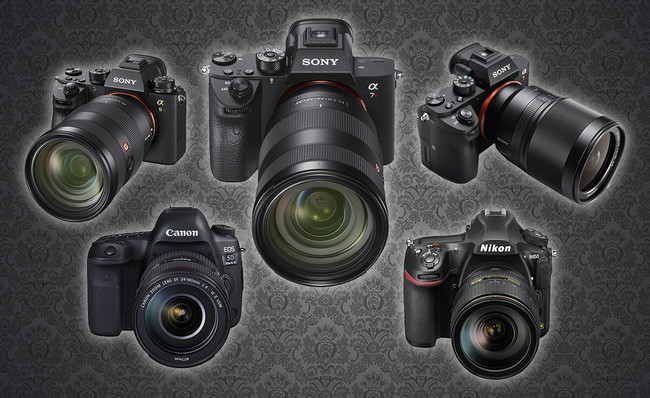 Sony A7R III: comparativa de especificaciones con A9, A7R II y la competencia