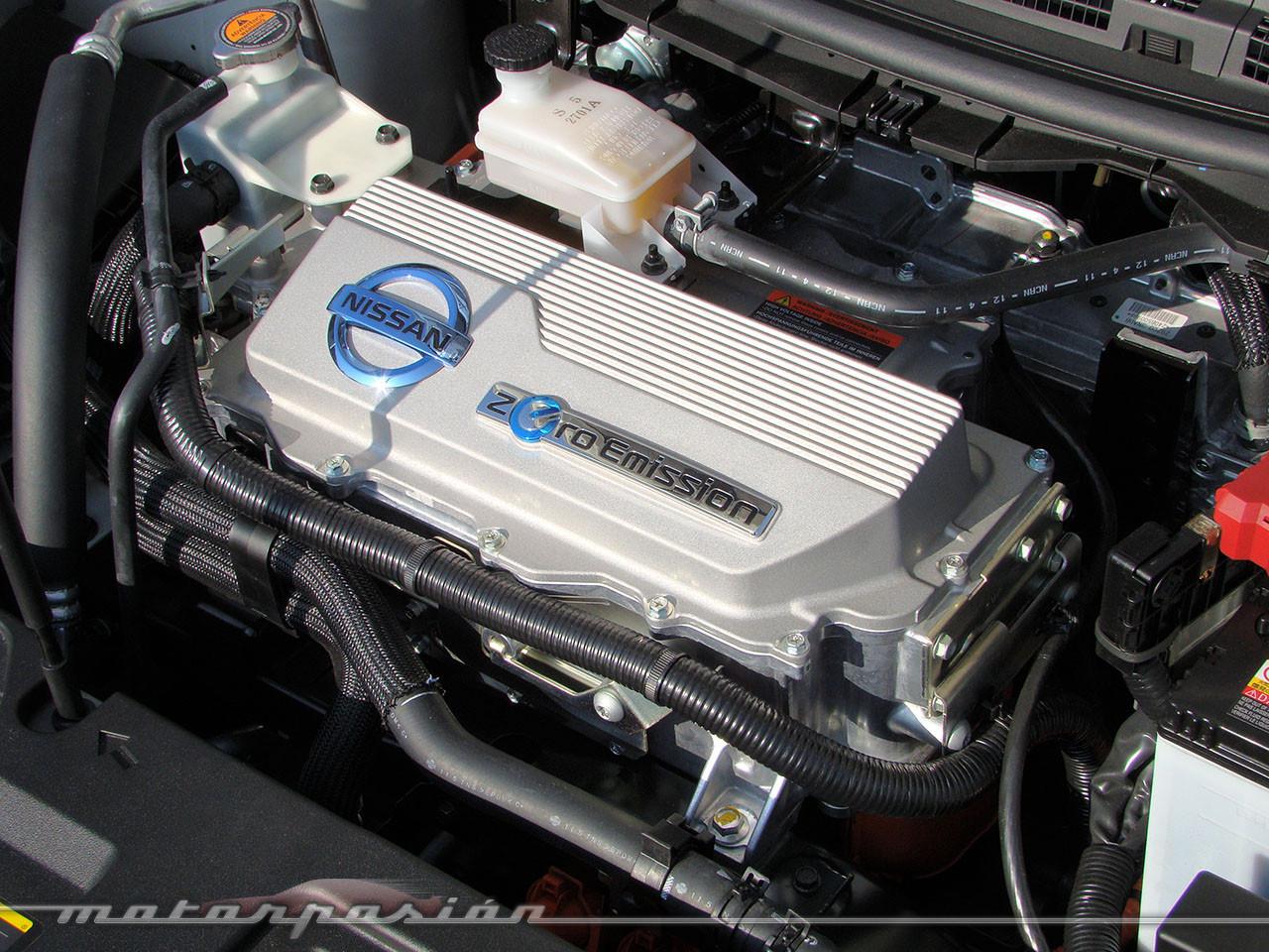 Foto de Nissan Leaf, prueba (7/27)