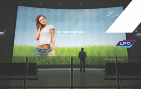 Pantallas de fósforo láser, la nueva tecnología para pantallas gigantes