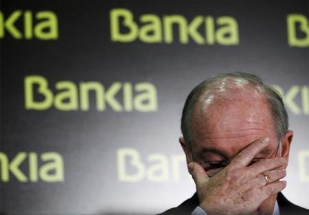 Bankia se hunde, dejará de cotizar en el Ibex 35 y sus accionistas perderán toda su inversión