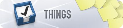 Things, más software GTD en tu Mac