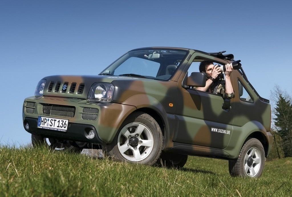 Foto de Suzuki Jimny Cabrio versiones  (5/6)