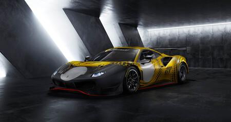 Nuevo Ferrari 488 GT Modificata: una bestia con motor V8 y 700 CV que no respeta los límites de la FIA para disfrutar en circuito