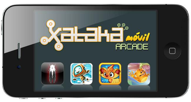 xataka movil arcade x