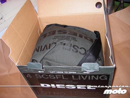 Casco Diesel AGV Hi-Jack