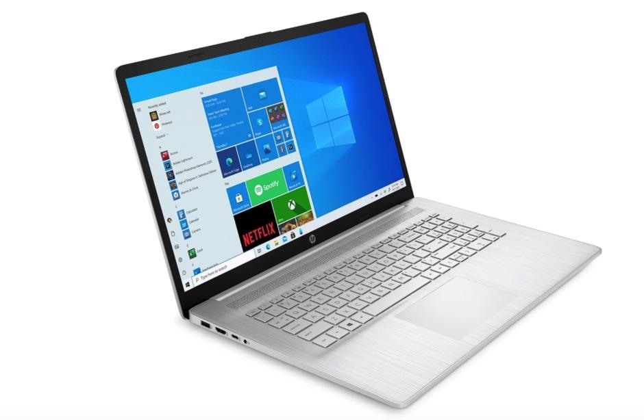Portátil HP 17-cp0000ns, AMD Ryzen 5, 16GB, 512GB SSD