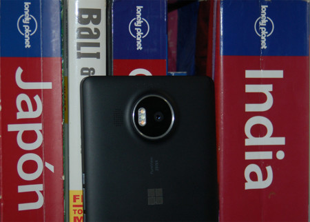 Experiencia Lumia 4