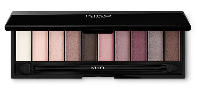 Kiko Smart Palette Sombras