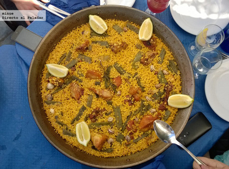 Restaurante Mediterráneo en Pinedo (Valencia) - 1