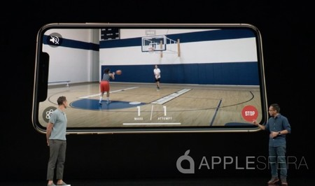 Nba Ar Iphone Xs