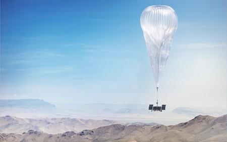 Google cierra Loon, su proyecto de globos para ofrecer internet en áreas rurales: nueve años de logros sin un rumbo sostenible