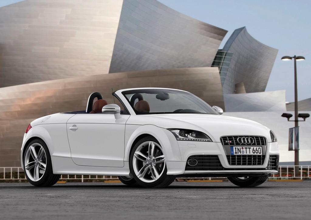 Foto de Audi TTS (23/40)