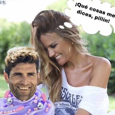 Efrén Reyero se hace influencer y a Marta López se le cae la baba: su churri es más empalagoso que un 'cupcake', pero la tiene loquita perdía