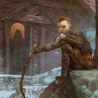God of War A Call from the Wilds, la aventura conversacional para Messenger que permite desbloquear 8 artworks exclusivos