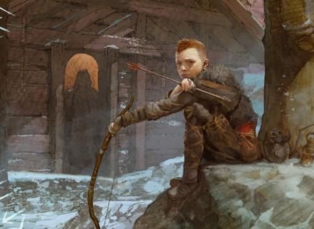 God of War A Call from the Wilds, la aventura conversacional para Messenger que permite desbloquear 8 artworks exclusivos