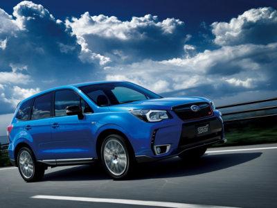 El Subaru Forester tS llega a las antípodas dejando algo por el camino