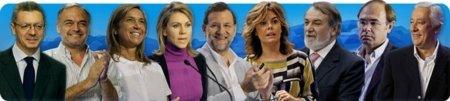 ¿El PP tiene tanta prisa como Sinde, Serrano, Zapatero, la SGAE, el embajador, Olcese y Rubalcaba?