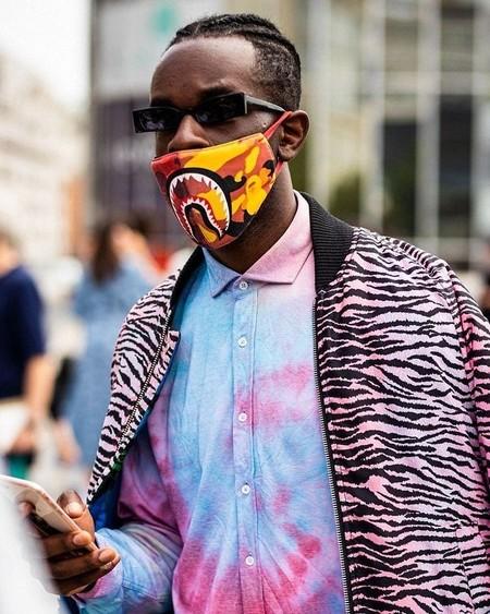 Aquí puedes hacerte con tu mascarilla de tela, lavable y reutilizable, con estilos para hombre