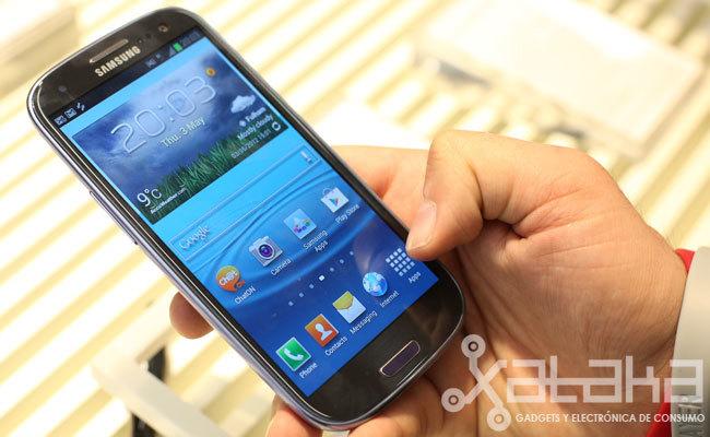 Samsung Galaxy SIII presentación
