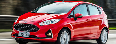 El Ford Fiesta estrena facelift, pero (quizá) no lo veremos en México