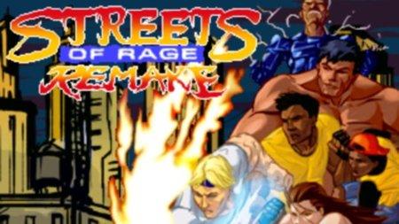 'Streets of Rage Remake' por fin se ha completado. ¡Descárgalo!
