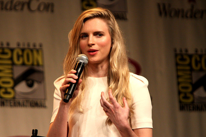 Brit Marling, showrunner de 'The OA':